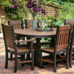 Outdoor Restaurant Chairs Swing Chair Low Price Berlin Gardens Mission Dining With Or Without Arms
