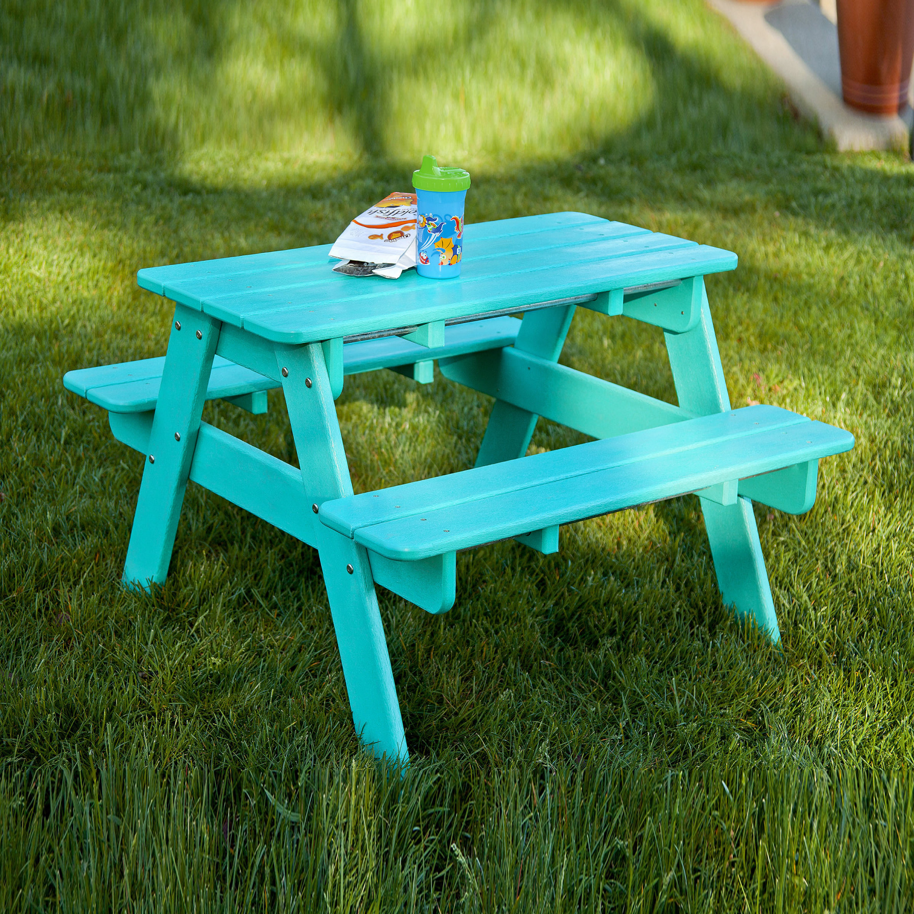 POLYWOOD Kid Picnic Table  Kids  Collections