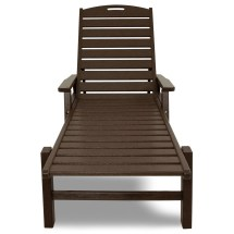 Polywood Nautical Chaise Lounge - Collection