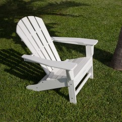Polywood Big Daddy Adirondack Chair Ergonomic South Beach Ultimate Palm Coast