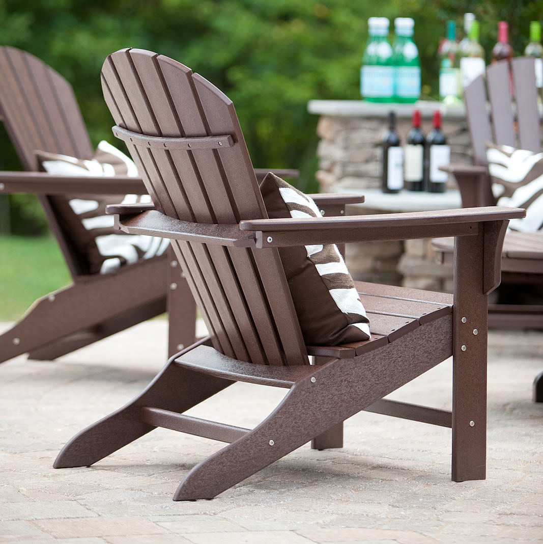 cape cod chairs white cross back dining chair trex outdoor furniture adirondack
