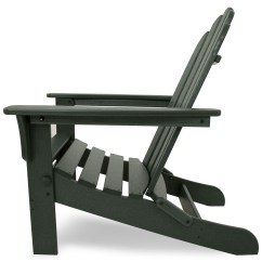 Diy Adirondack Chair Trex Leather And Wood With Ottoman Outdoor Furniture Cape Cod Folding