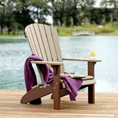 Adirondack Chairs Amish Extra Wide Zero Gravity Chair Poly Fan Back Leisure Lawns