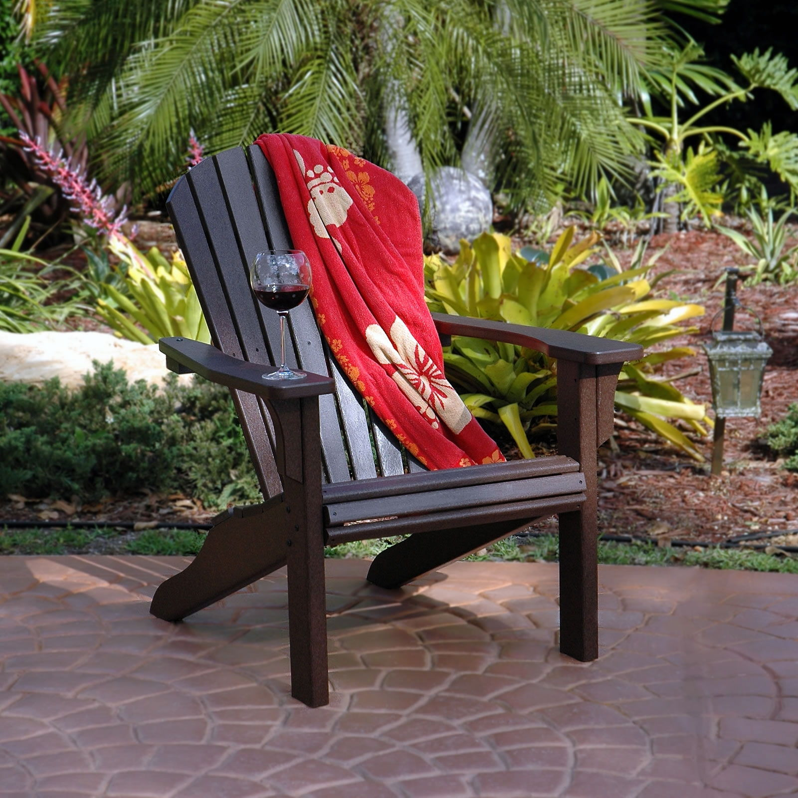 polywood adirondack chairs folding chair lifetime shop poly lumber seashell