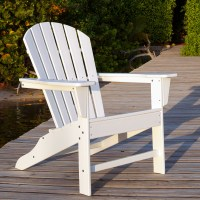 POLYWOOD South Beach Adirondack Chair - South Beach ...