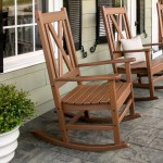 Polywood Braxton Porch Rocking Chair Polywood Braxton Polywood Outdoor Furniture Collections