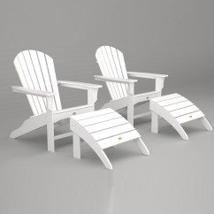 Cape Cod Chairs Double Seat Chair Trex Adirondack And Ottoman Seating Set