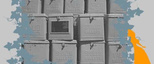 Wahlbeteiligung steigern durch Online-Wahlen
