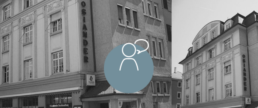 Aufsichtsratswahl der Osianderschen Buchhandlung