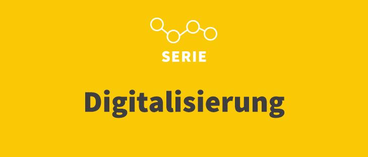 Welche Projekte gibt es in Deutschland aktuelle zum Thema Digitalisierung und warum ist Hessen das Vorreiter-Bundesland auf diesem Gebiet? Erfahren Sie es in unserer Blogserie