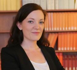 Christina Jesse vom Institut für Kammerrecht