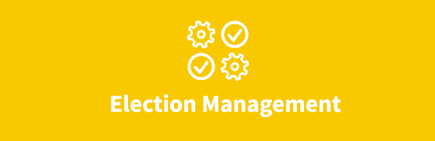 learn more about efficient election management