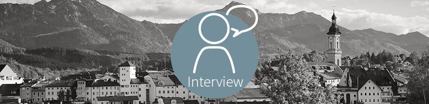 Lesen Sie das Interview zur Online-Jugendbeiratswahl der Stadt Traunstein