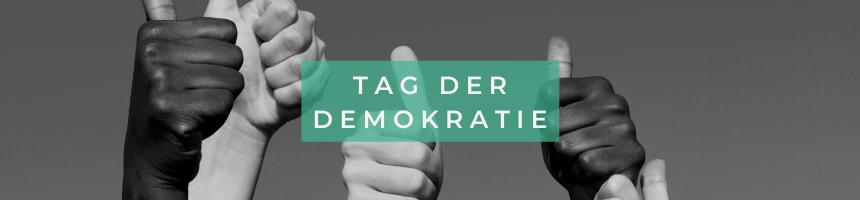 Internationaler Demokratietag: POLYAS und die digitale Demokratie