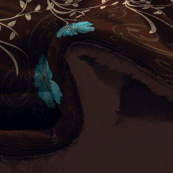 cobertor terlet burdeos