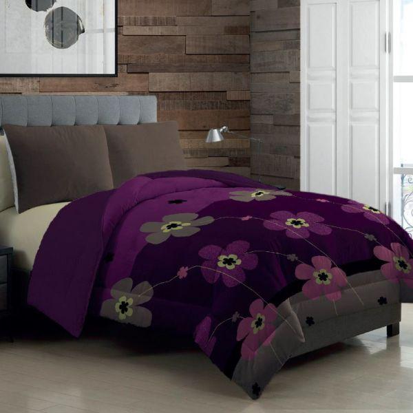 cobertor terlet violeta