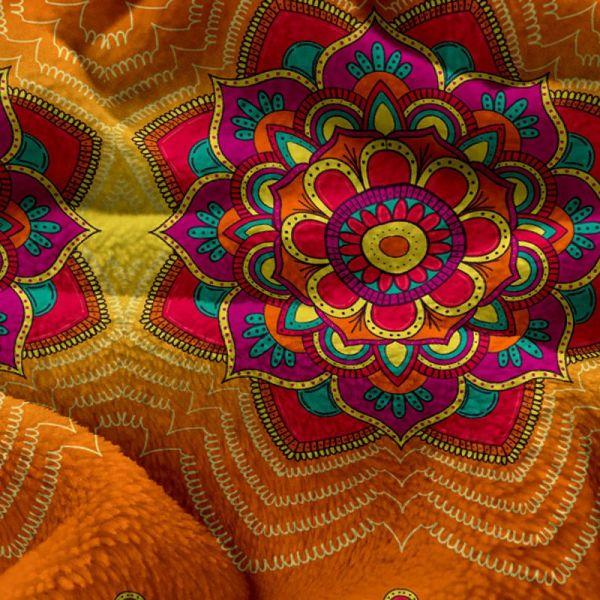 cobertor doble vista aleja