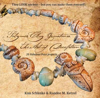 Polymer Clay Gemstones - The Art of Deception