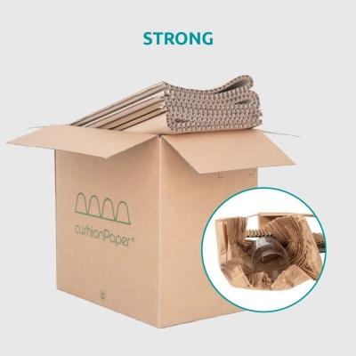 Cushion paper strong   fogli Polycomm
