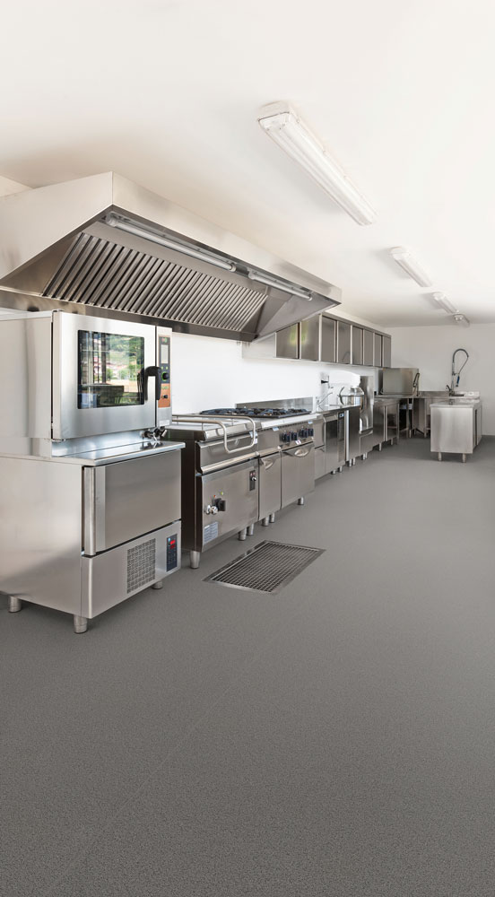commercial kitchen flooring 18 inch doll furniture kitchens polyflor canada inc learn more about polysafe apex or contact to discuss your specific needs for