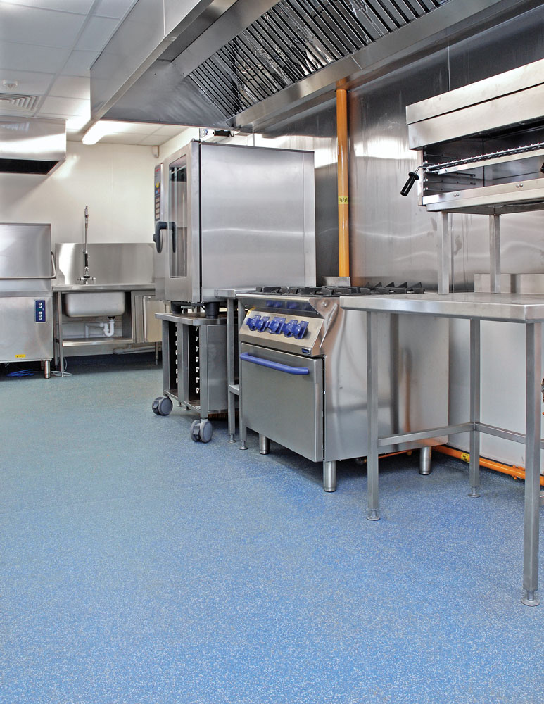 commercial kitchen flooring best island kitchens polyflor canada inc learn more about polysafe apex or contact to discuss your specific needs for