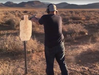 9mm handgun screen capture