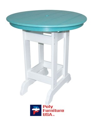 Counter Height Bistro Table