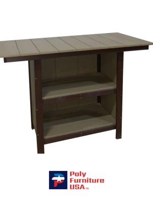 Counter Height Party Table