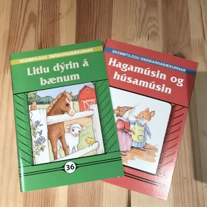 Icelandic Primary Readers