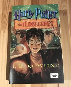Harry Potter and the Goblet of Fire - in Norwegian!