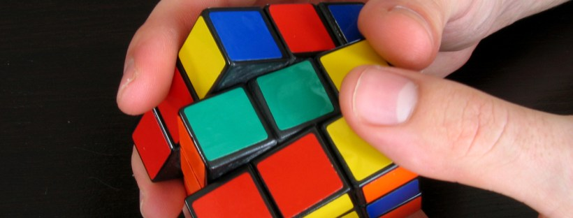 Trying to complete a Rubik's Cube - a case for micromastery?