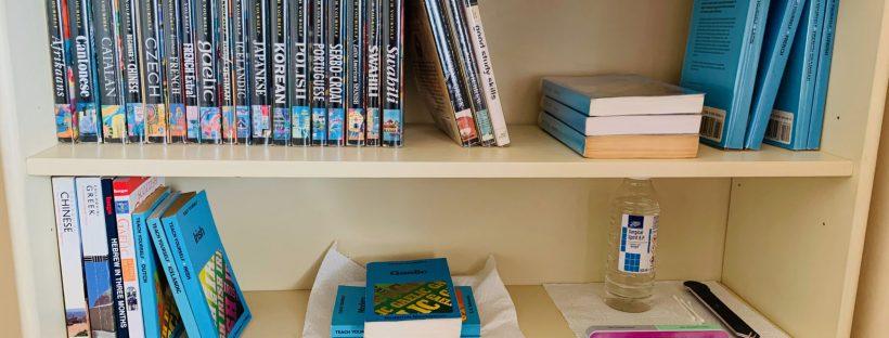 Books for restoring!