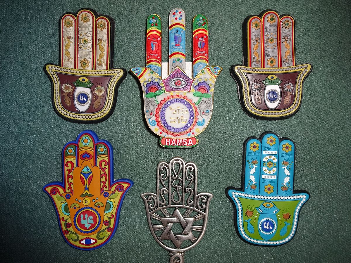 Focus On Culture The Khamsa Amulet Or Hand Of Fatima Polyglottando