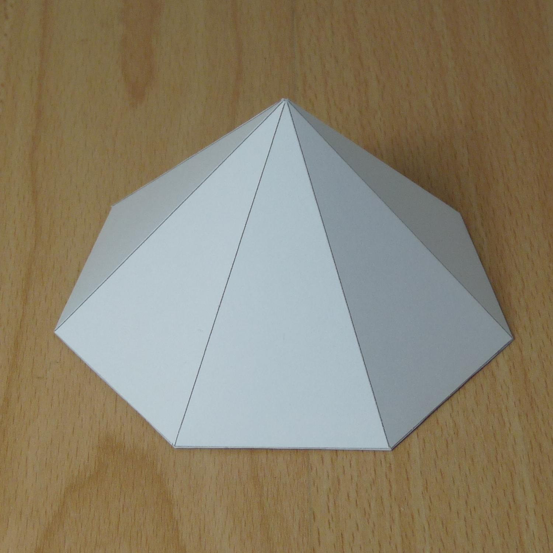 Nets Triangular Pyramid Square Pyramid Pentagonal