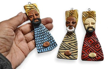Olga Ayala puts her culture in her art on PolymerClayDaily.com