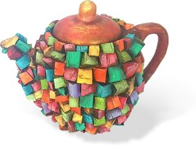 Arrieta Stavridou invites you for a chunky cup of tea on PolymerClayDaily.com