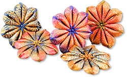 Carren's Sebo brooches