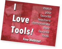 Join us tonight for the 15th I LOVE TOOLS on Craftcast