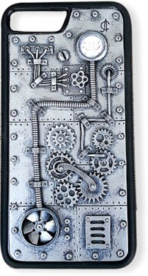 Steampunk art (and source for cutters) are properly attributed to Svetlana Likhova on PolymerClayDaily