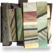 Haunani's Sagagious Color bracelet on PolymerClayDaily.com