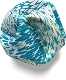 Carole Monahan's origami meets mokume gane on Polymer Clay Daily.com