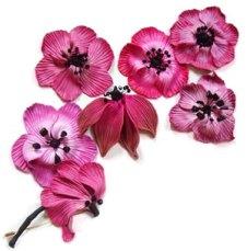 Montgrand's polymer petals