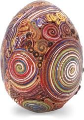 Parshikova's easter egg on PolymerClayDaily.com