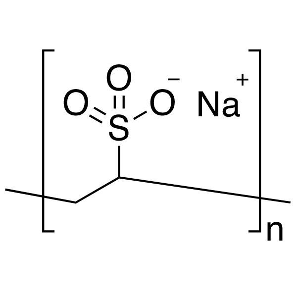 Poly(vinylsulfonic acid) sodium salt, 25% soln. in water