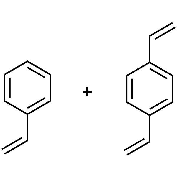 Poly(styrene/divinyl benzene) Quimigen