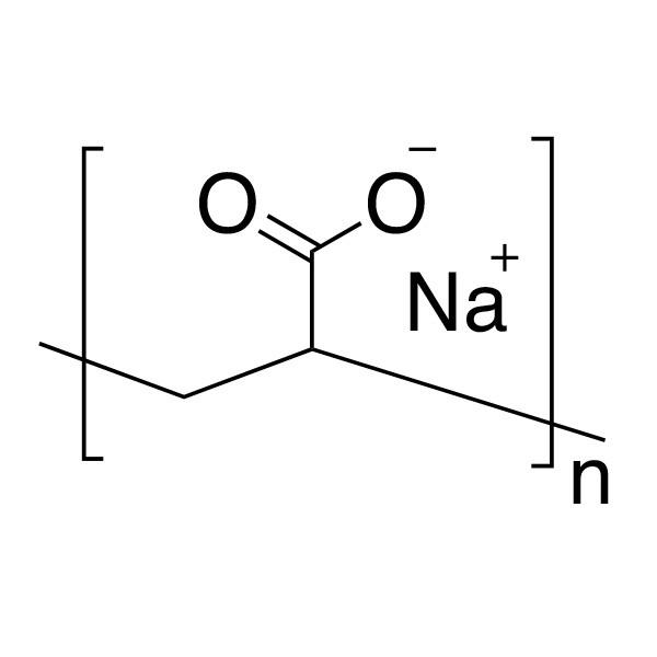 Poly(acrylic acid), sodium salt, 20% soln. in water [MW