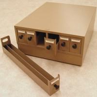 Microscope Slide Storage Cabinet   Polysciences, Inc.