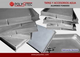 Tapas aluminio  Polysitec