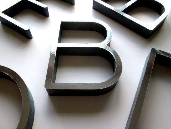letter-b-chrome-styrofoam