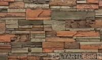 Polyurestone  Faux brick & stone decorative wall panels